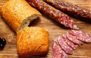 comprar embutidos gourmet en Carnicería los Madriles
