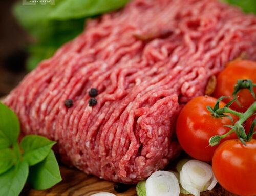 ¿Por qué no comprar carne picada de supermercado?