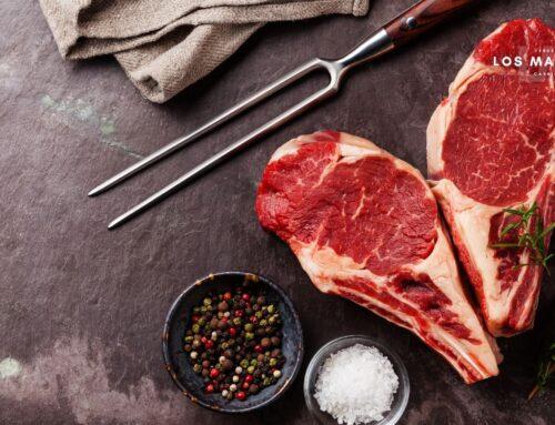 Madurar la carne ¿Qué sucede?